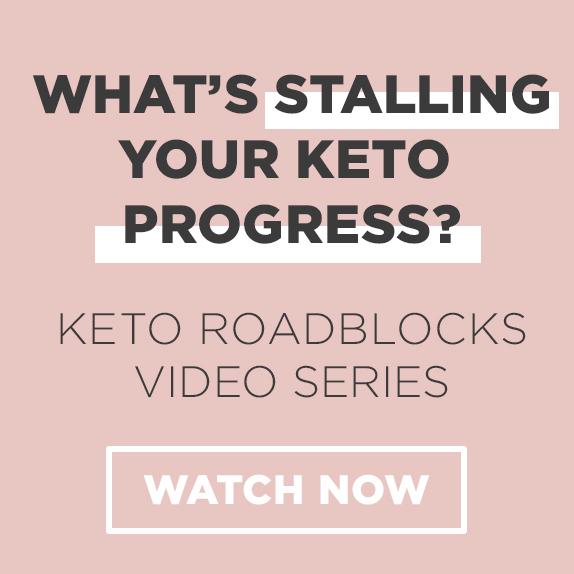 Keto Roadblocks Video Series