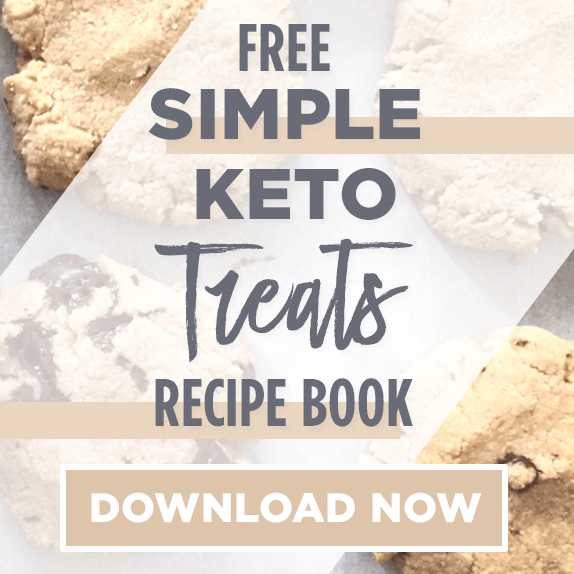 Simple Keto Treats Recipe eBook
