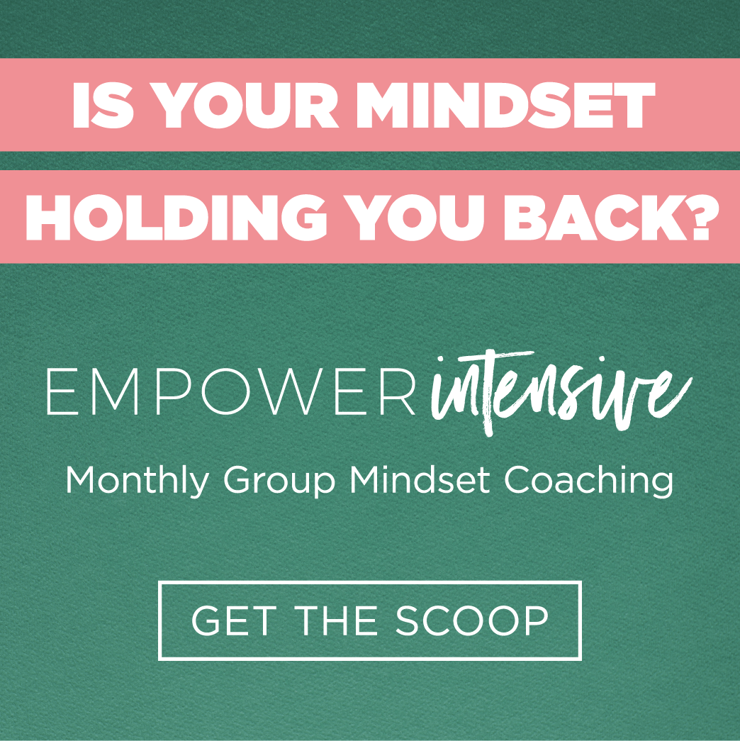 Empower Intensive Group Mindset Coaching